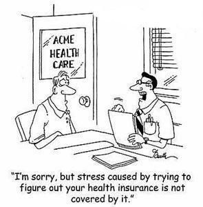 Dental Insurance Cartoon | Jonesboro AR Dentist