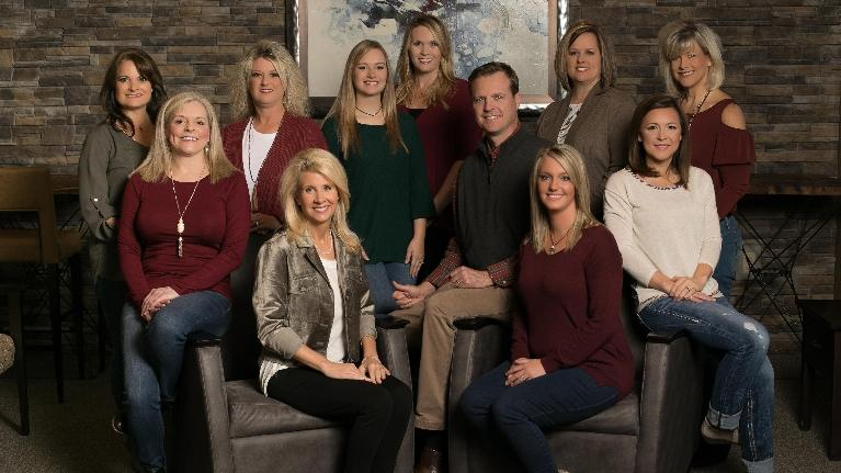 staff picture for the office of Dr. Anthony Bartels | jonesboro dentist